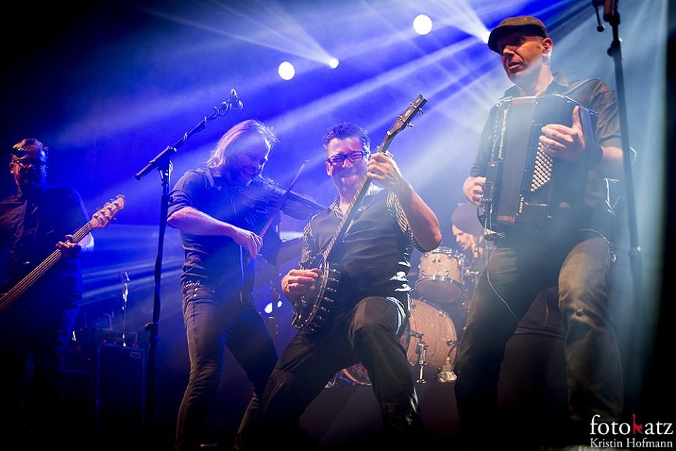 Fiddler's Green, Eisheilige Nacht 2015 in Dresden