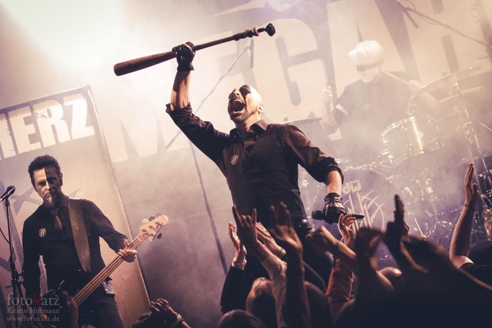 Megaherz, Rock'n'Roll Slam Festival, 2016 (Foto: Kristin Hofmann/Fotokatz)