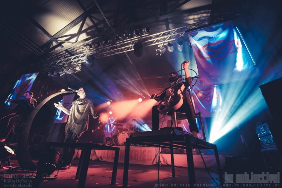 Letzte Instanz, Dresden, Reithalle, 12.11.2016. Foto: Kristin Hofmann/Fotokatz